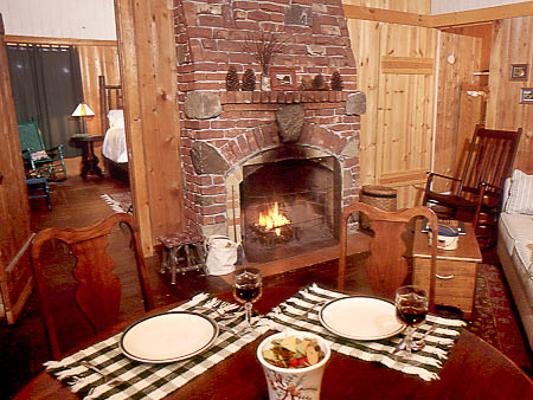 Quad Cabin 2 -- Lake View