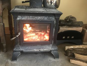 Inn Wood Stove