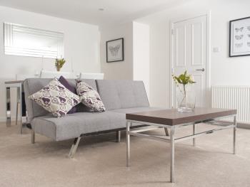 Marischal Apartments - Apartment Lounge