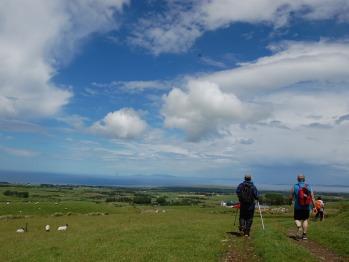 'The Sligo Way' across the Ox Mountains