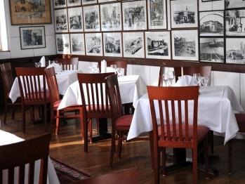 Restaurant mit mediterraner Küche für Hotelgäste täglich von 18:00 Uhr bis 23:00 Uhr
