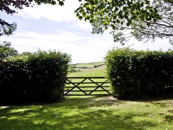 The Garden - Gateway into fields