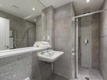 Two Bed Apartment - Bathroom