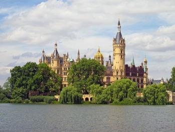Einen Ausflug wert - das Schweriner Schloss!