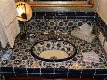 Huipil Room Bathroom