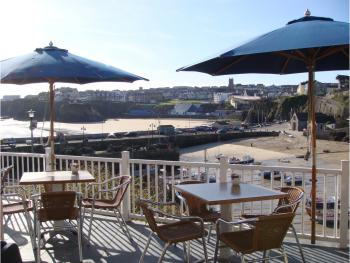 The Harbour - Alfresco dining
