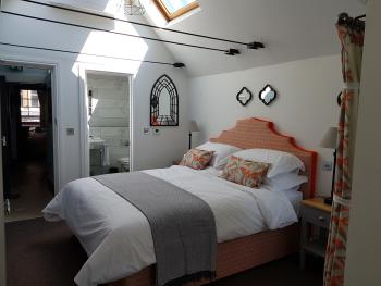 Townhouse Guest Bedroom