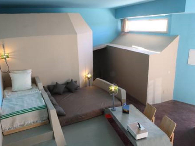 Quadruple-Standard-Salle de bain Privée-Dune
