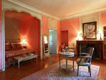 CAMILLE CLAUDEL-Triple room-Private bath room-Garden view