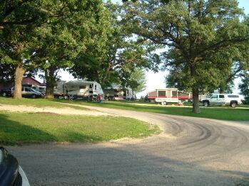 Campsite P3A