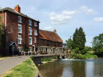 The Old Mill, Harnham