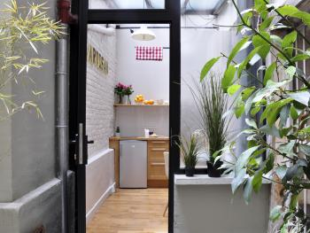Mini-Loft Design close Le Marais
