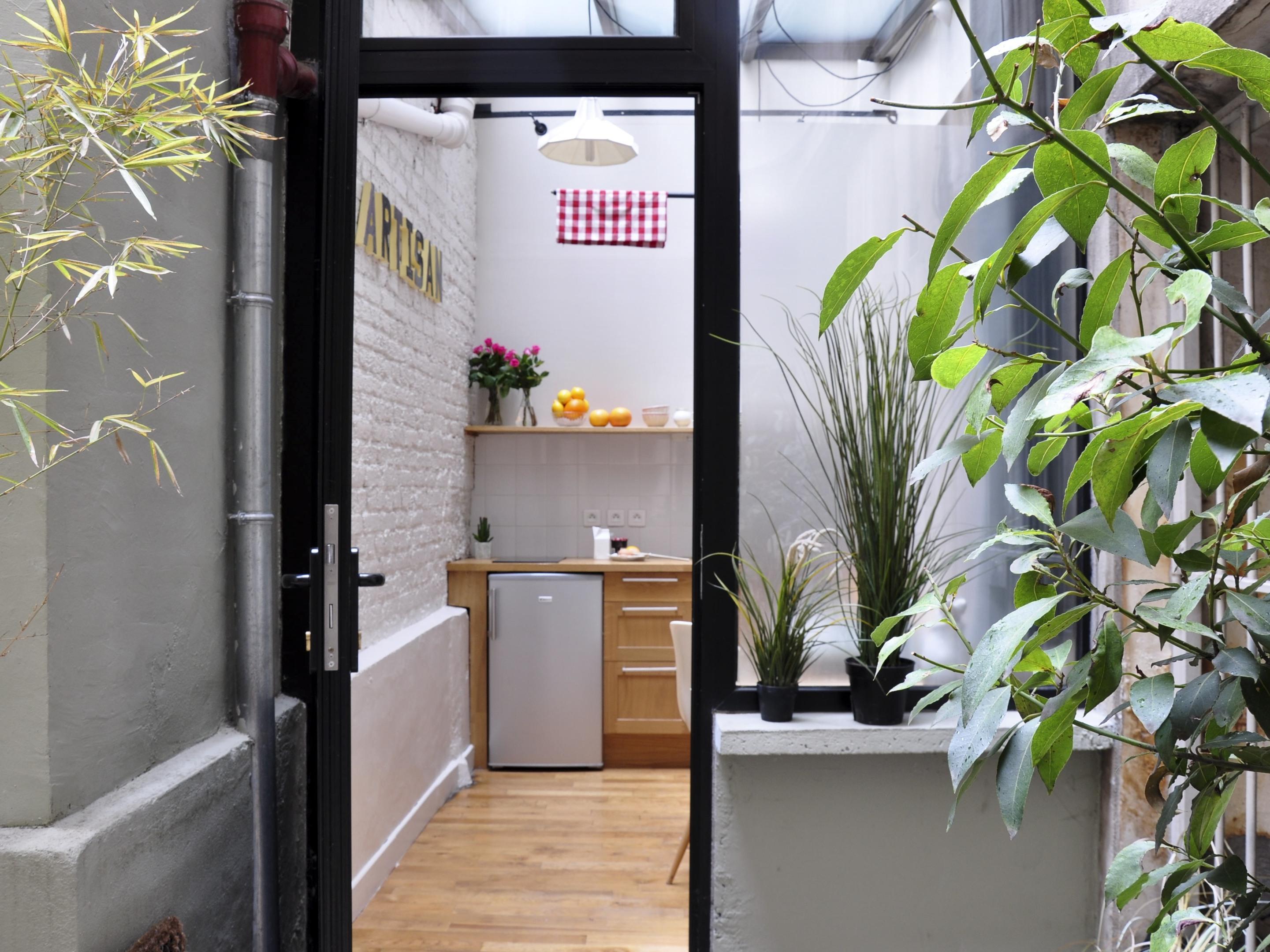 Mini-Loft Design close Le Marais