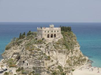Santuario Santa Maria dell'isola - Tropea