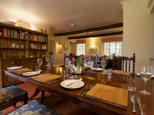 The Coach House dining room