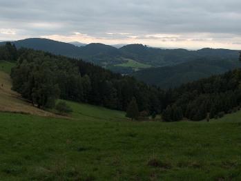 Der Thüringer Wald bei Schmalkalden ist sehr erholsam, hier vergisst man die Sorgen und Probleme des Alltags