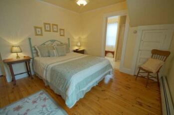Guestroom #2 Birch Island Room