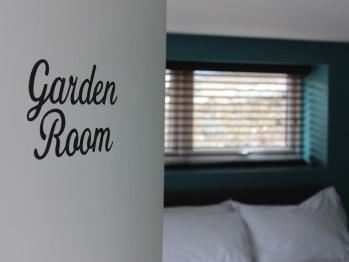 Double room-Ensuite-Garden