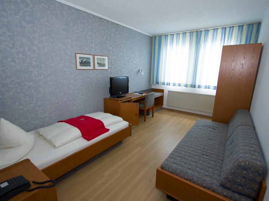 Komfort-Einzelzimmer-Ensuite Dusche