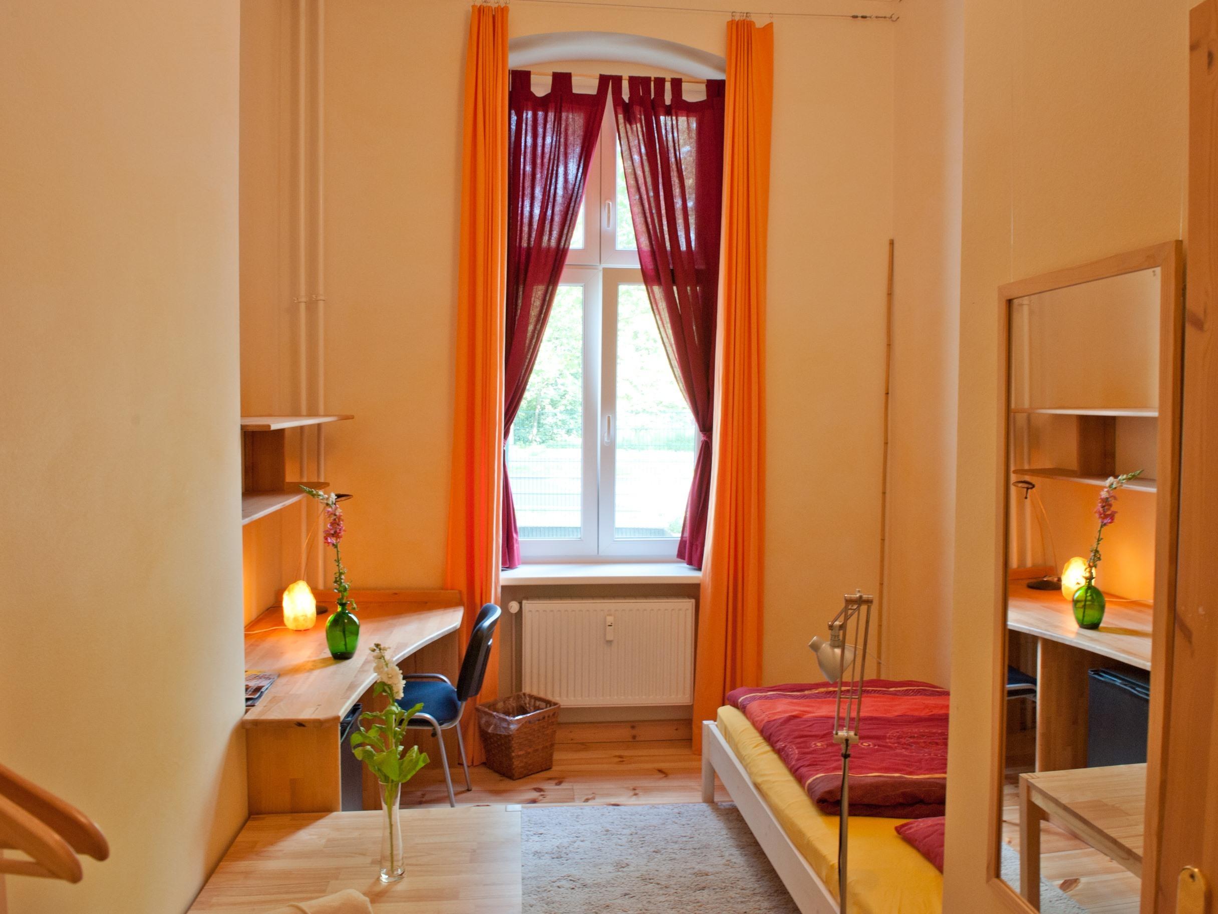 Einzelzimmer-Komfort-Gemeinsames Badezimmer - Basistarif