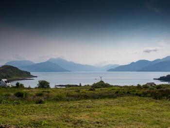 The Sound of Sleat - view from all rooms
