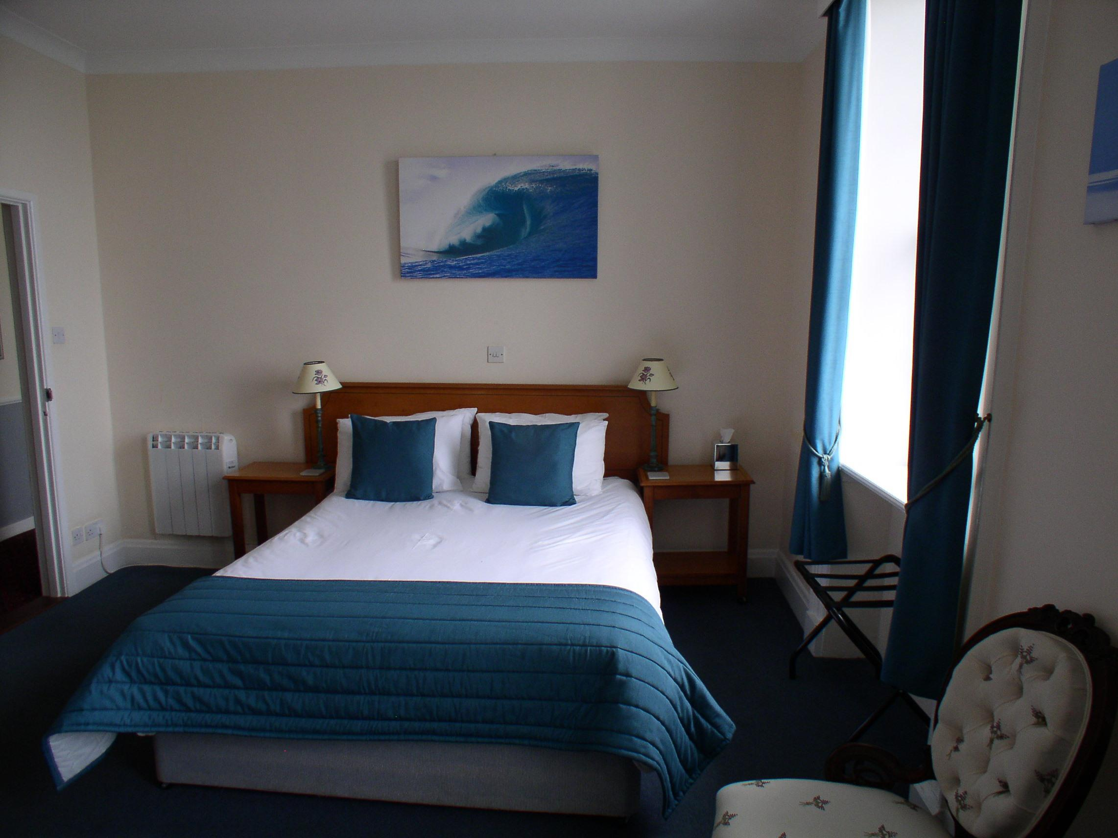 Double room-Premium-Ensuite with Shower-Sea View