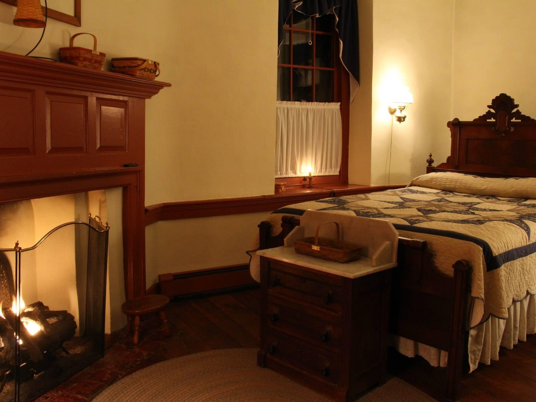 The Jacob Pfoutz Room