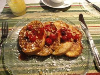 Chef's Breakfast Royal French Toast