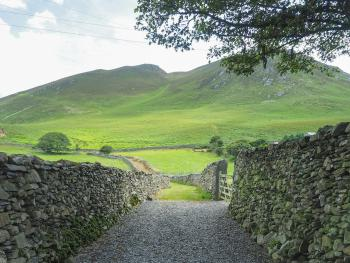 The private path to the fells