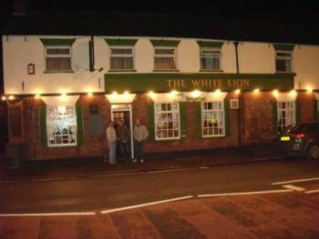 The White Lion -