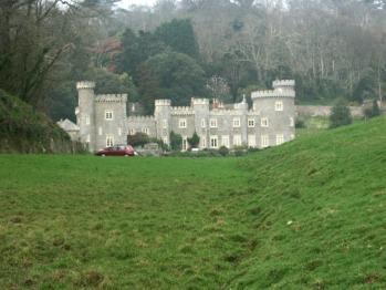 Carhaze Castle