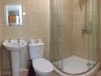 En suite to the Largest Self Catering Bungalow ( Room 2)