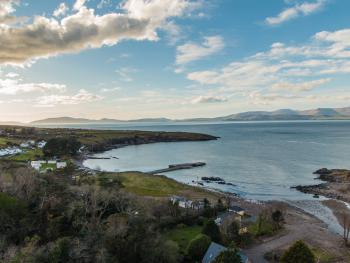 View over Dingle Bay