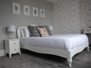 Deluxe Double En-suite - Garden Room