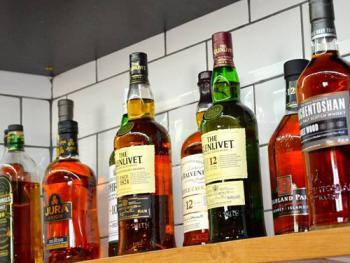 A great selection of Malt Whisky