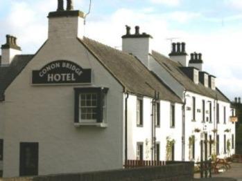 Conon Bridge Hotel - Conon Bridge Hotel
