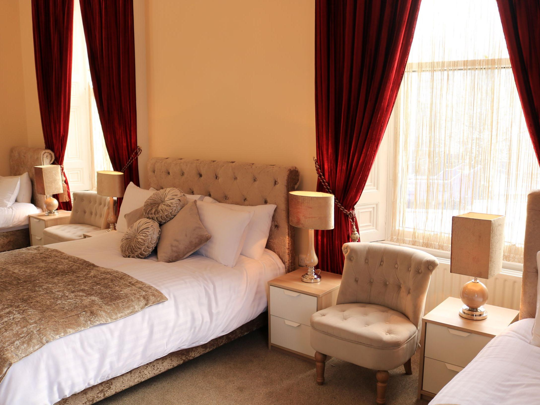 Large Family Deluxe Ensuite - Sleeps 4