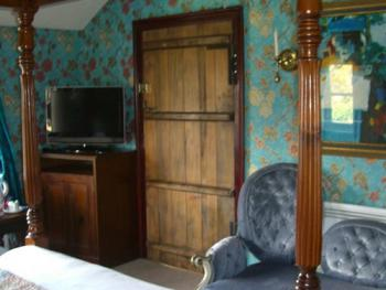 Four Poster Bedroom en-suite