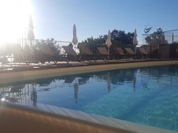 Piscine hotel Davia