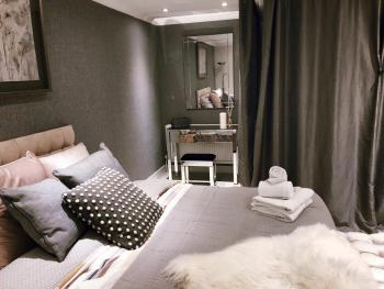 Apartment-Modern-Ensuite with Bath-2 bedroom