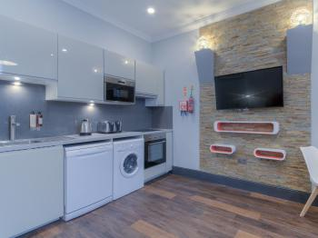 Sandringham Kitchen area