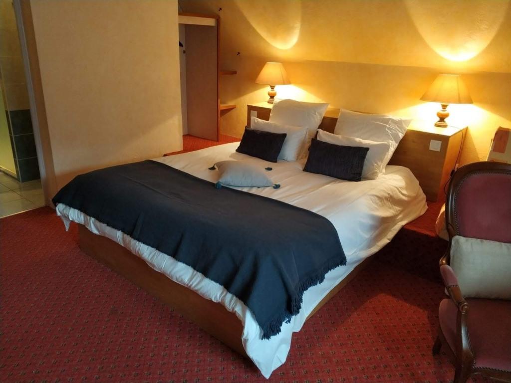 Hôtel Calisola, Chalezeule | Rooms And Rates