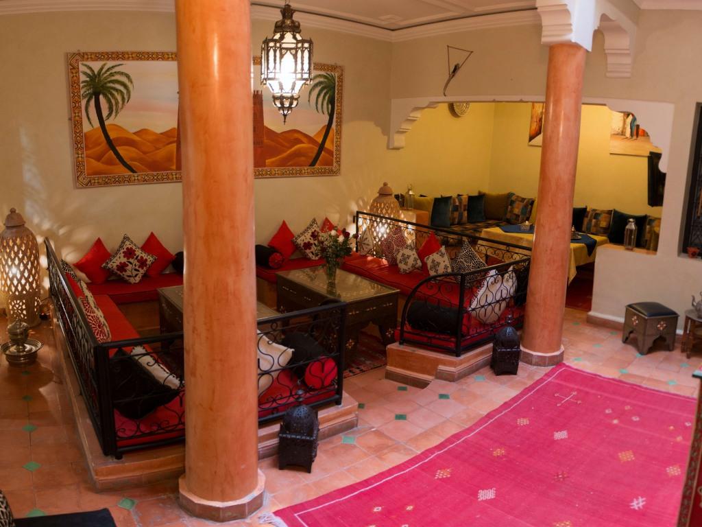 Dar Asdika, Marrakech | Page D\'accueil