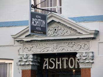 Royal Ashton Hotel - Front Door