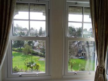 View over Torwood Gardens
