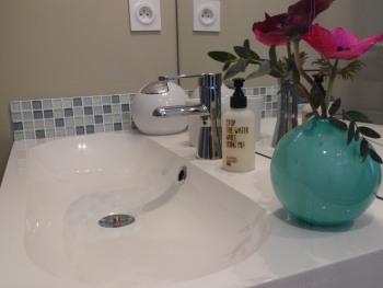 Salle de bain Chambre Pol