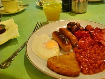 Breakfast option