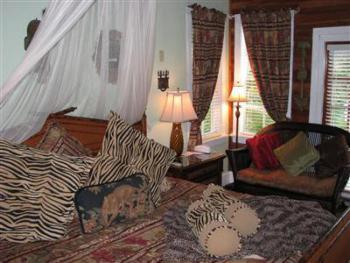 The Jungle Room 4-Double room-Ensuite-Standard