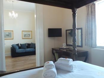 Vernon Guest House - Double Luxury Suite