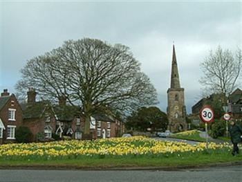 Astbury Village,Cheshire